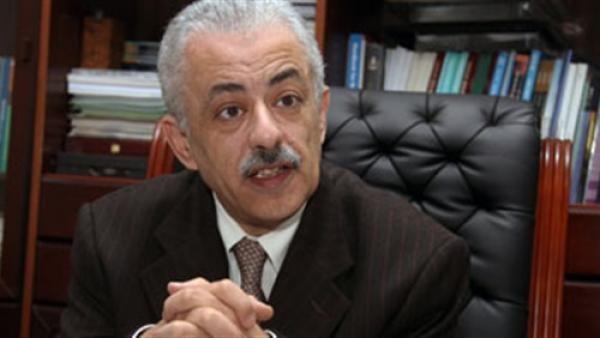وزير التعليم يعلن موعد إعلان نتائج الصفين الأول والثاني الثانوي 78314