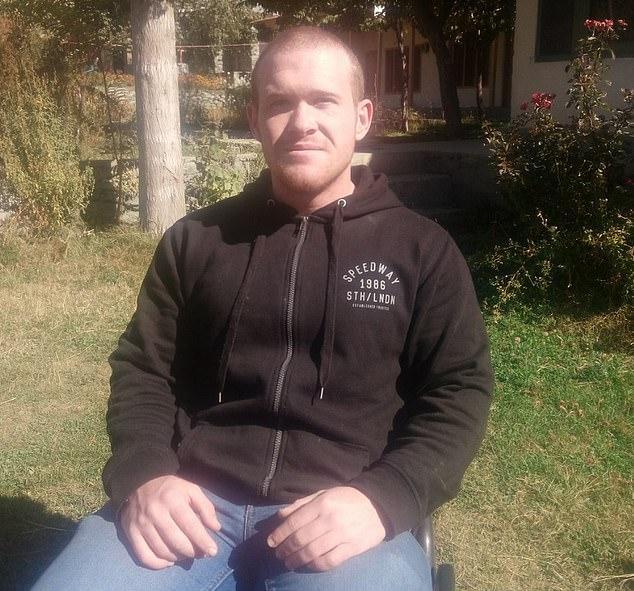 """صورة الإرهابى """"برينتون تيرانت"""" الذى قتل وجرح العشرات من المسلمين أثناء أدائهم صلاة الجمعة فى نيوزيلندا 79877-10"""