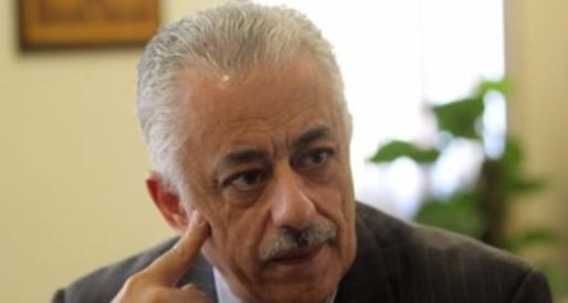 """وزير التعليم: النظام الجديد مش """"تابلت"""" وبس 8321"""