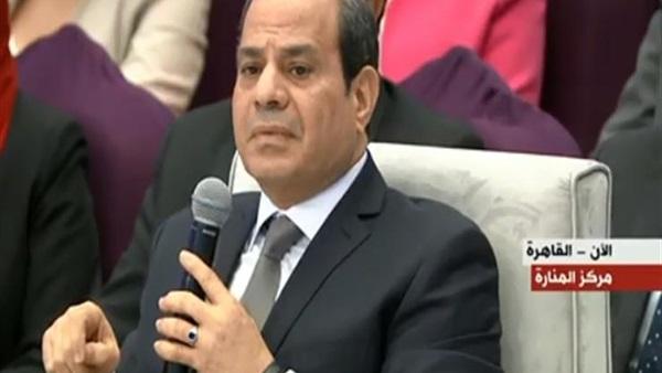اسأل الرئيس.. تفاصيل حديث الرئيس السيسي عن مشاكل التعليم والمعلمين 84912