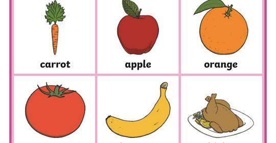 لغة انجليزية: أشهر 1500 كلمة لازم الطفل يتعلمها بالصور الملونة 8510