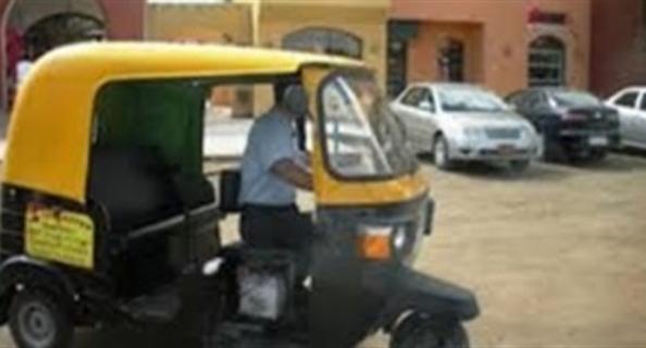بعد ادعائه انه ولى أمر.. سائق توك توك يعتدي على مدير مدرسة بكفر شكر 8841