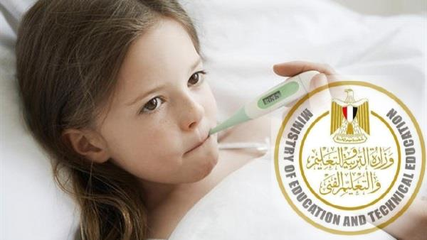 التعليم تتخذ اجراءات سريعة بالتنسيق مع وزارة الصحة والطب الوقائي بعد ظهور التيفويد بمدرسة المستقبل  89412
