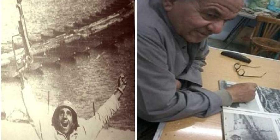 """التعليم"""" تنعي المدرس صاحب أشهر صورة فى حرب أكتوبر 900x4511"""