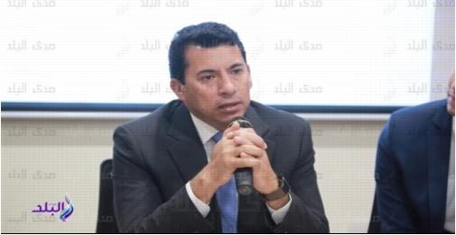 وزير الشباب والرياضة يصدر بيان بشأن إلغاء الدوري الممتاز بعد صراع الأهلي وبيراميدز 9175