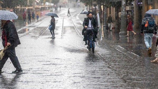 الأرصاد: أمطار تصل لحد السيول وانخفاض كبير في درجات الحرارة من يوم الأربعاء 94811