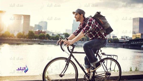 """""""دراجة لكل مواطن"""" مبادرة حكومية لتغيير ثقافة الانتقال اليومى للمواطنين وتحسين لياقتهم البدنية والصحية 96312"""