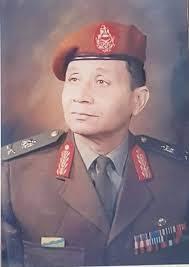 وفاة اللواء فتحى عبد الله بطل معركة رأس العش 1967  A21