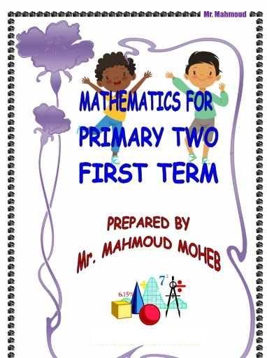 Math: مذكرة مستر/ محمود محب للصف الثانى الابتدائي ترم أول 2020 بصيغة pdf Aao_ao36