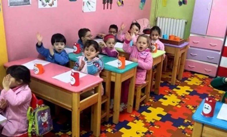 عاجل |  النزول بالسن للتقديم للصف الابتدائي ورياض الأطفال بالأزهر Aayao-10