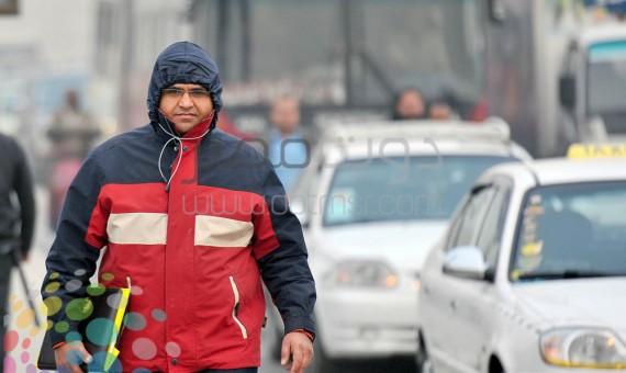 الأرصاد تعلن حالة طقس الخميس.. ودرجات الحرارة تصل لـ3 تحت الصفر بعدة مدن Aya_cy10
