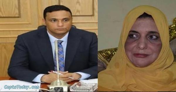 عاجل l  محافظ الدقهلية يقرر عرض مديرة مدرسة عمر مكرم على لجنة قيادات التعليم  Coptst10