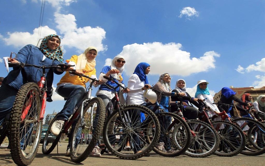 """""""دراجة لكل مواطن"""" مبادرة حكومية لتغيير ثقافة الانتقال اليومى للمواطنين وتحسين لياقتهم البدنية والصحية Cyo10"""