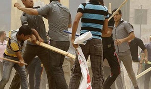 مشاجرة كبيرة داخل مدرسة بالقليوبية.. استدعاء الشرطة والاسعاف وفصل 15 طالب واستبعاد المدير وإحالة الاشرف للتحقيق Egyptt10