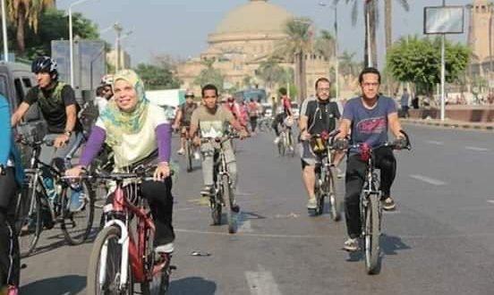 """يوفر الوقت والفلوس .. آراء الطلاب عن مشروع """"دراجة لكل طالب""""  Img-2012"""