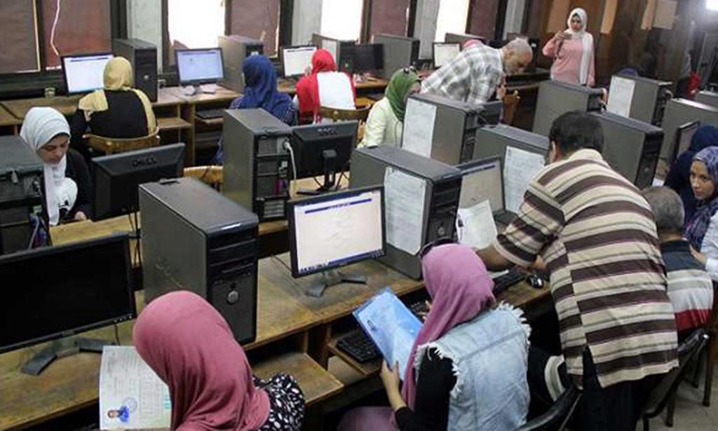 تنسيق الجامعات 2021 / 2022.. قبول 10% من طلاب الدبلومات بالجامعات Oaoa-a10