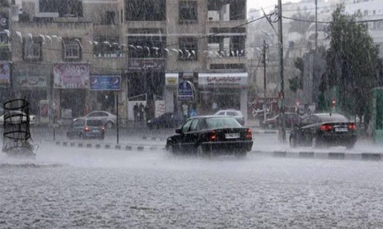 أمطار غزيرة ورعدية وبرودة شديدة.. بيان بحالة الطقس من الخميس الي السبت 4 يناير 2020 Resize10