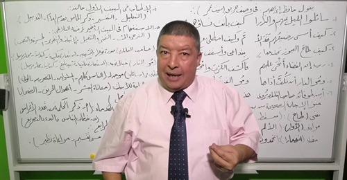 إجابة أسئلة النصوص المتحررة للثانوية العامة - نظام جديد أ/ محمد الكردي Safe_113