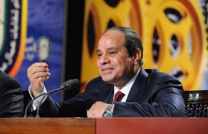"""""""محدش مخلد في مكانه"""".. أول تعليق من الرئيس السيسي على استفتاء التعديلات الدستورية Sisi-110"""