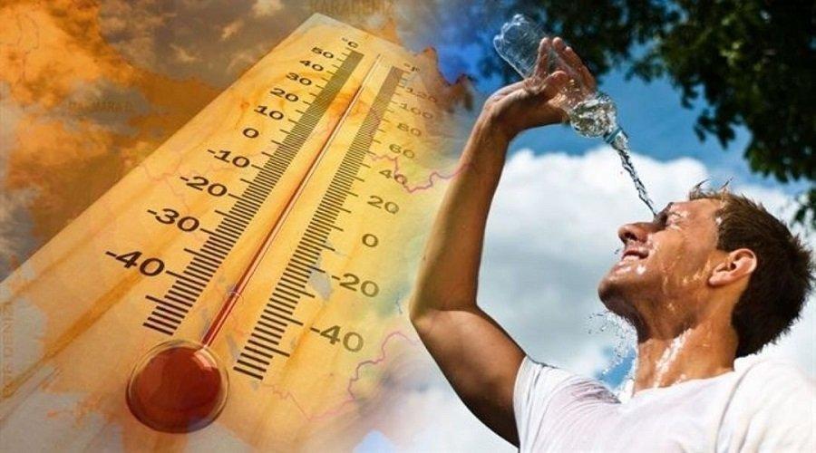 """الأرصاد: طقس الأحد """"شديد الحرارة ورياح مثيرة للرمال"""" Sqoeix10"""