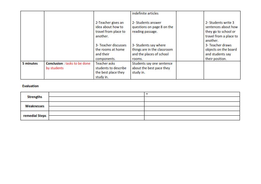 نموذج تحضير منهج اللغة الانجليزية الجديد للصف الثانى الاعدادى الفصل الدراسى الأول Sugges10