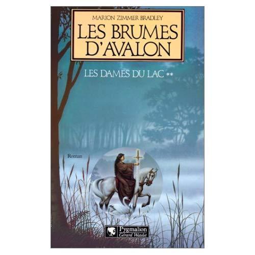 Le cycle d'Avalon de Marion Zimmer Bradley : ordre chronologique 51jjj910