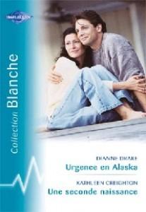 Urgence en Alaska de Diann Drake / Une seconde naissance de Kathleen Creighton Alaska10