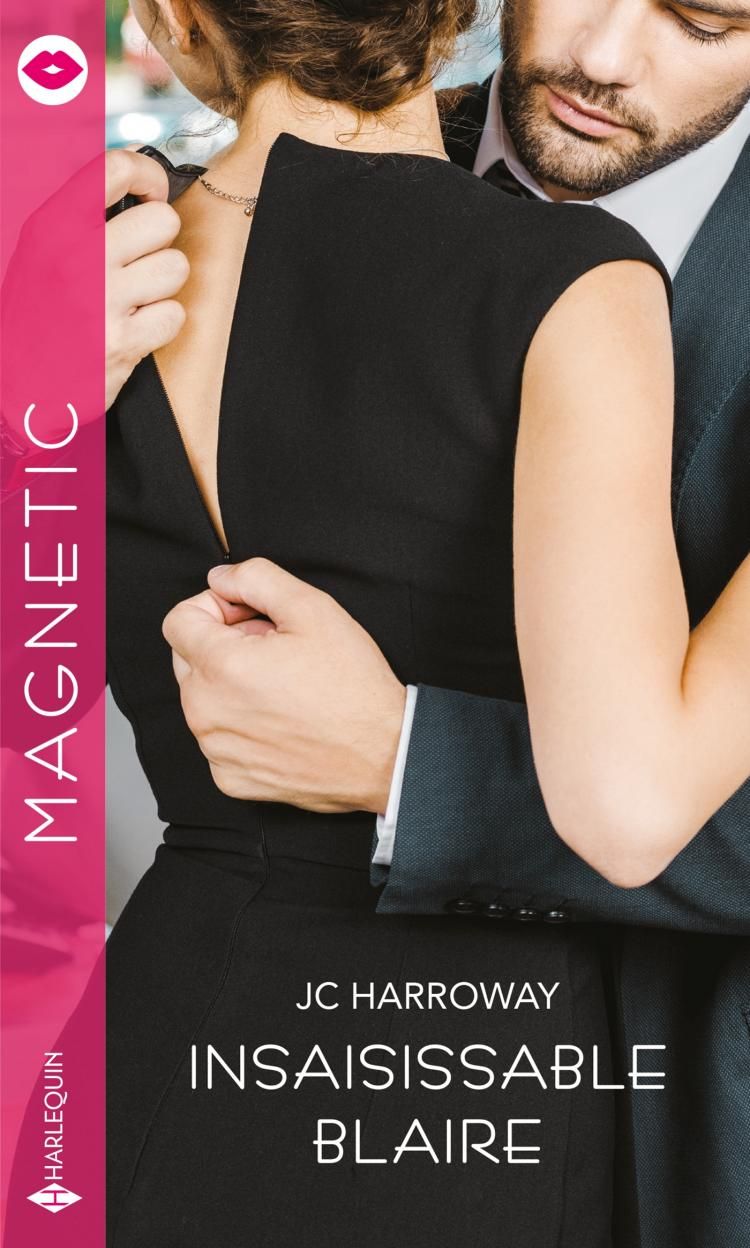 Billionaire Bachelors - Tome 3 : Insaisissable Blair de JC Harroway  Blair10
