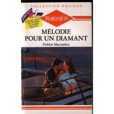 Mélodie pour un diamant de Debbie Macomber Diaman10