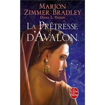 Le cycle d'Avalon 4 : La prêtresse d'Avalon de Diana Paxson d'après des notes de Marion Zimmer Bradley La-pre11