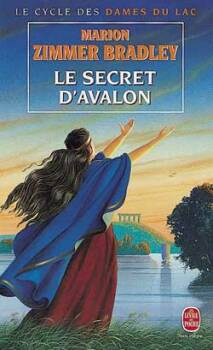 Le cycle d'Avalon 7 : Le secret d'Avalon de Marion Zimmer Bradley Ldp14511