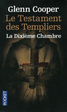 Le testament des templiers : La dixième chambre de Glenn Cooper Templi10