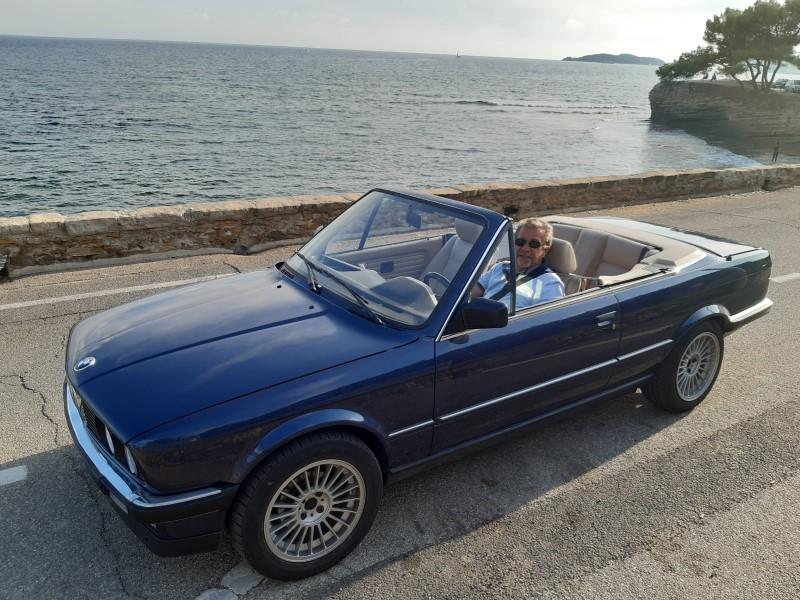 325i de 1988 en vacances au bord de la Mediterranée. Img-2018