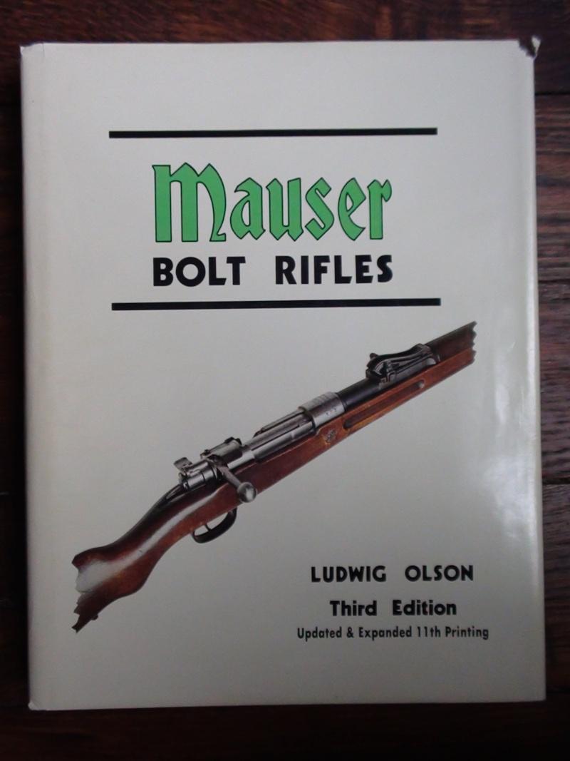 Vends livres sur le Mauser 98 + armes légères + titres Osprey + autres Dsc01012