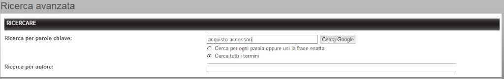 quadratec - esperienza acquisto accessori da quadratec Cerca11