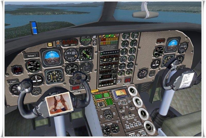 Mission crash corse Image110