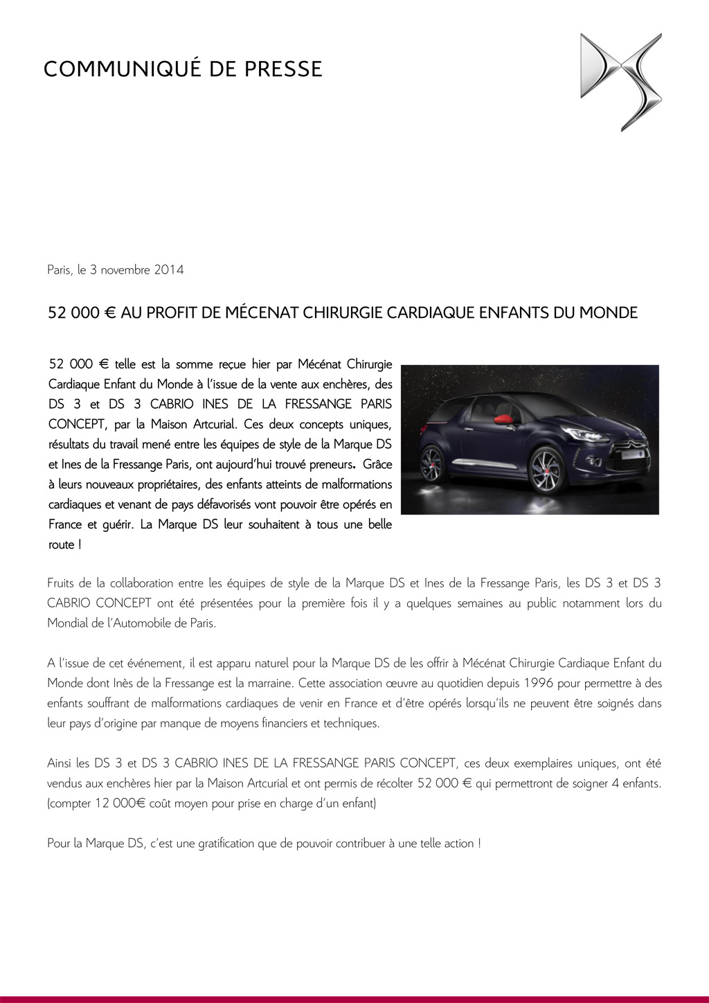 [SALON] Paris - Mondial de l'Automobile 2014 - Page 11 Cp_ds_10
