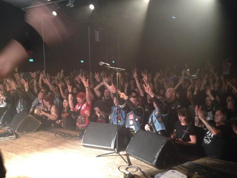 VULCAIN au Hell' Oween Festival (saintes 17) le 1er novembre 2014 10477510
