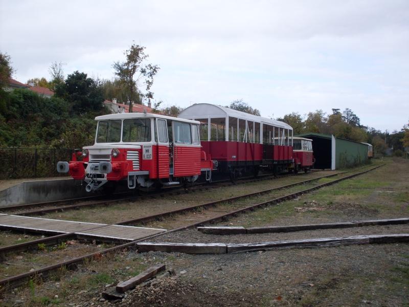 Train Touristique Nérac - Mézin  - Page 2 Sdc10610