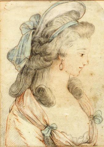 A vendre: portraits de Marie Antoinette? 4c53c210