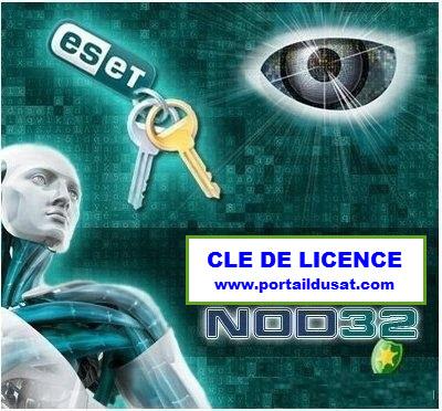 Keys Nod32 ==>Suivi<== Nod3211