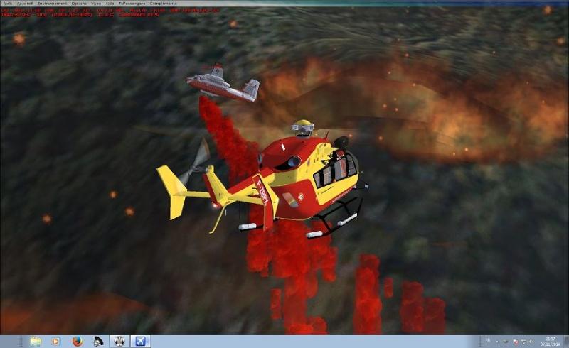 rapport mission crash corse du 7/10/2014 2014-114
