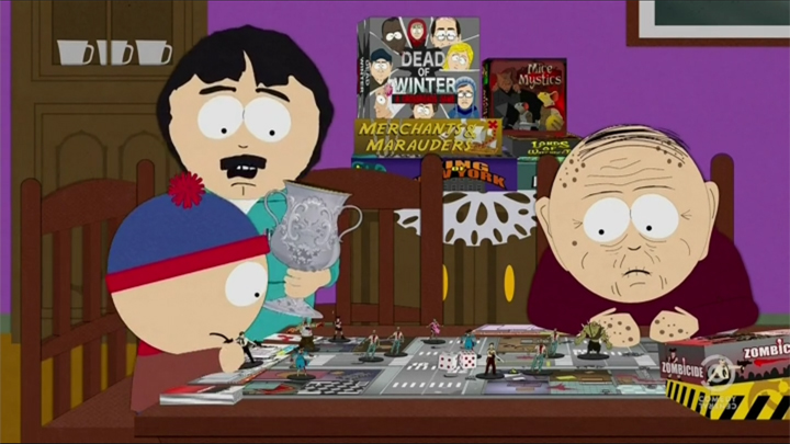 Board Games in South Park South-10