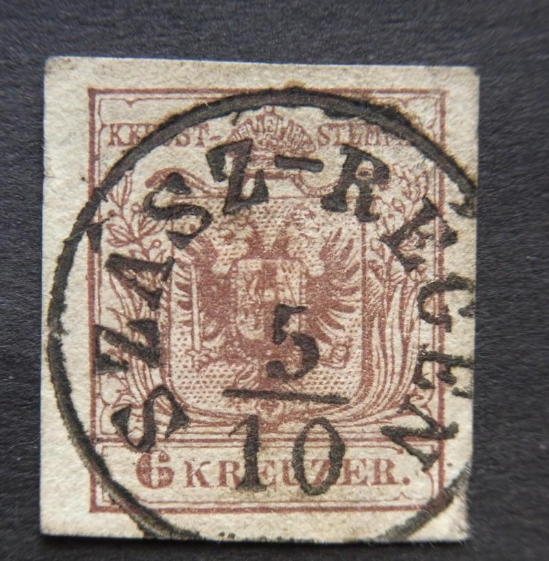 Die erste Österreichische Ausgabe 1850 - Seite 5 Ank4-m10