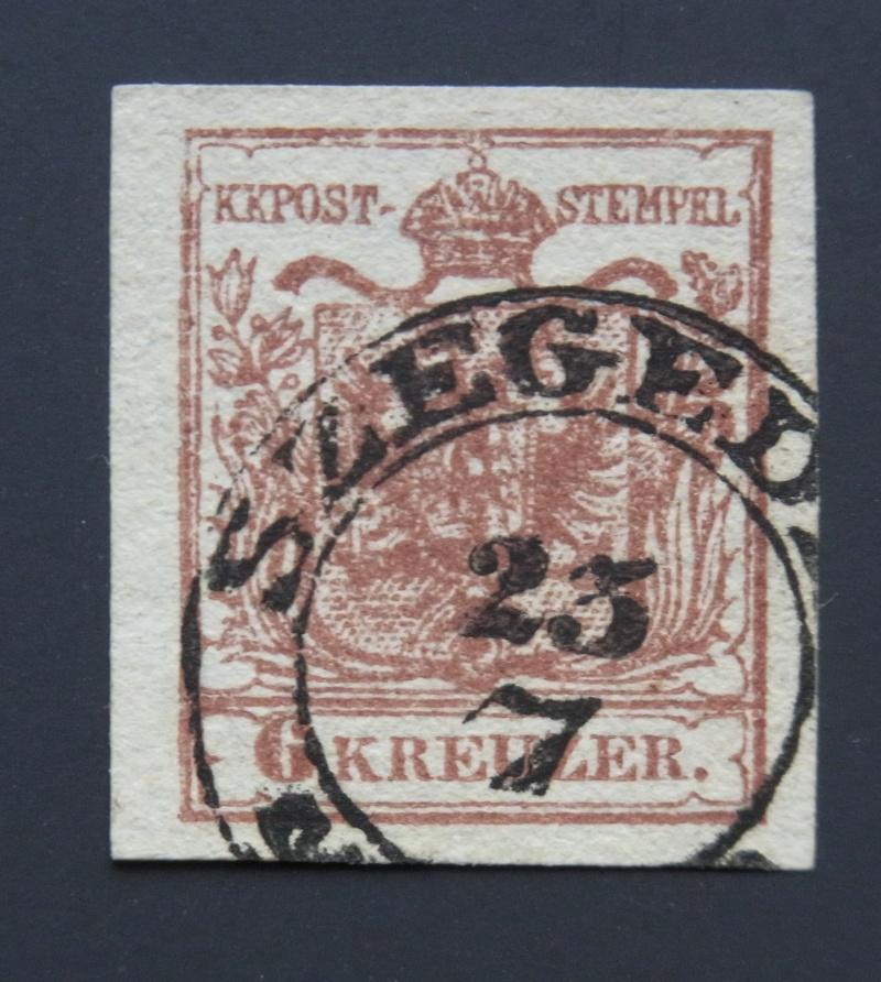 Die erste Österreichische Ausgabe 1850 - Seite 5 Ank4-t10
