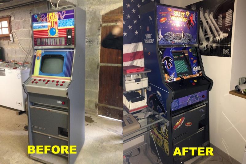 [WIP 95%] Borne d'arcade Golden Gum version Space Invaders! - Page 2 Arcade10