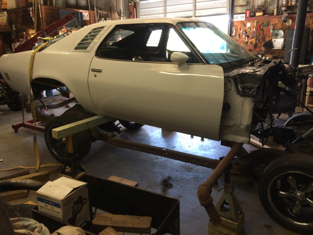 Update :1973 Monte Carlo Body off frame resto. Now with LS! - Page 5 24fae210