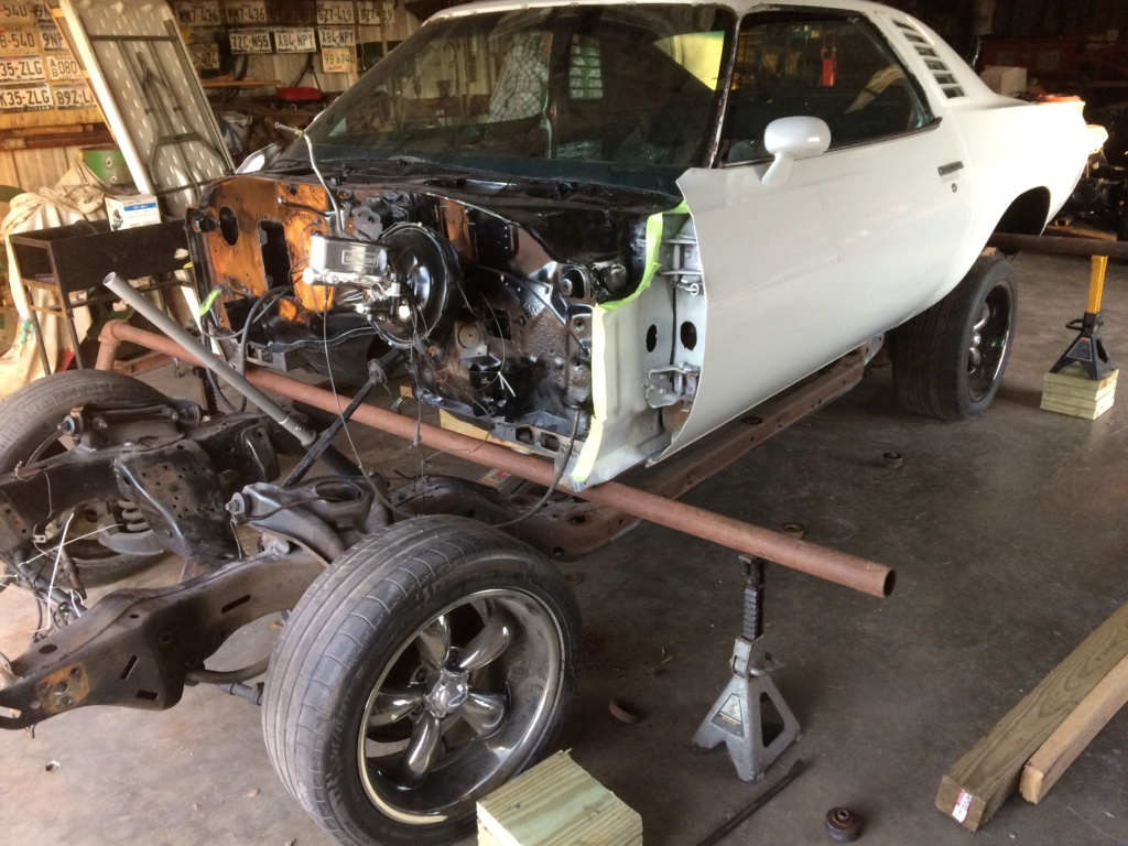 Update :1973 Monte Carlo Body off frame resto. Now with LS! - Page 5 611c4510