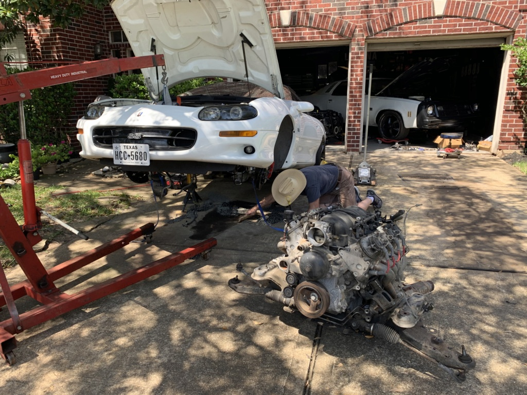 Update :1973 Monte Carlo Body off frame resto. Now with LS! - Page 5 A7c90d10