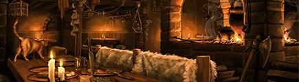 "Taverne ""Le Corbeau Ivre"""